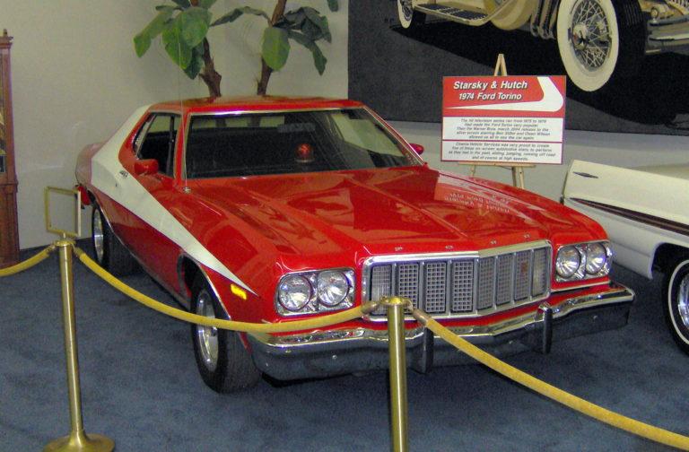 Macchina Starsky e Hutch   Ford Gran Torino