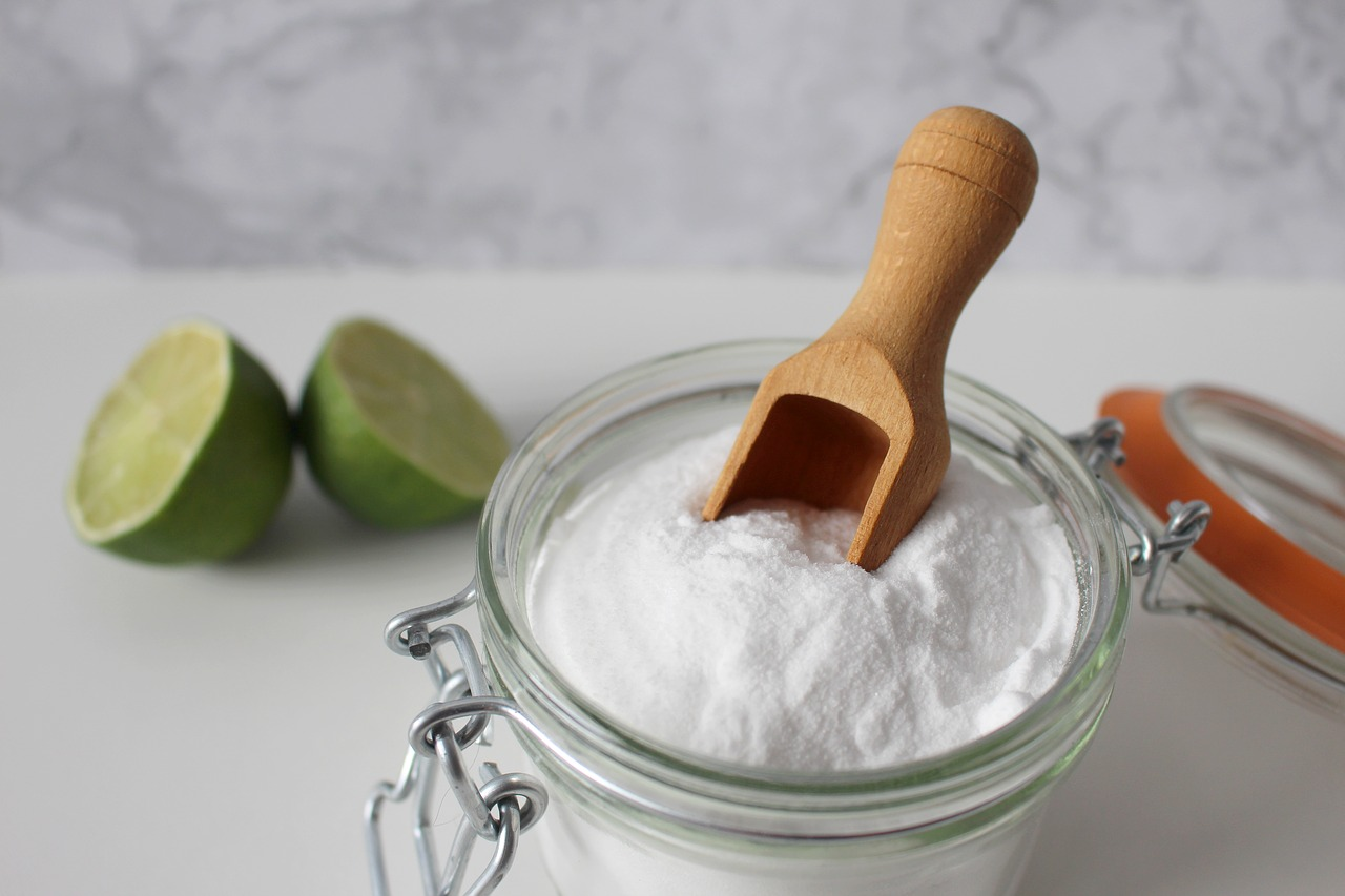Lavare il corpo con il bicarbonato: ecco tutti i segreti
