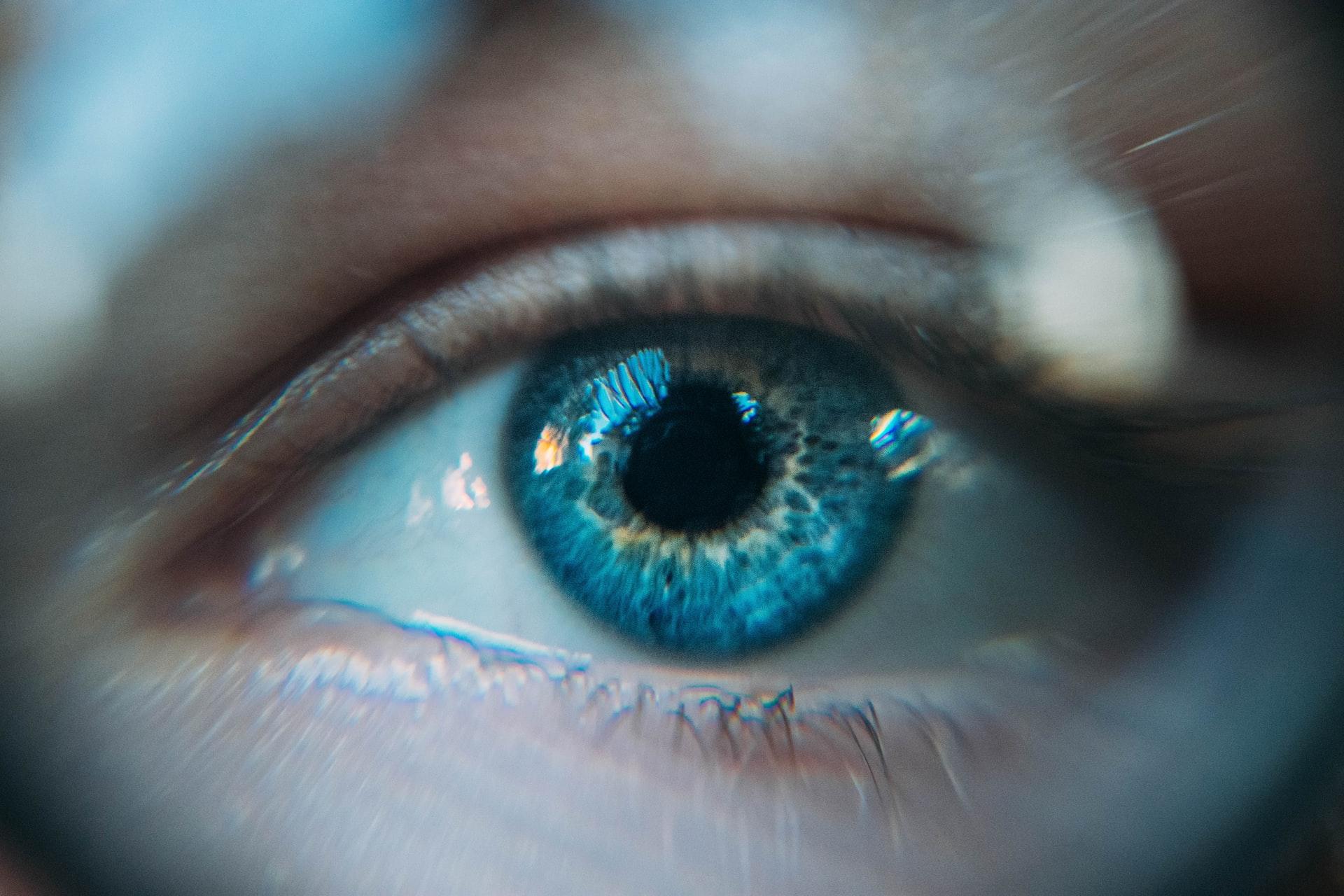 corpo estraneo occhio