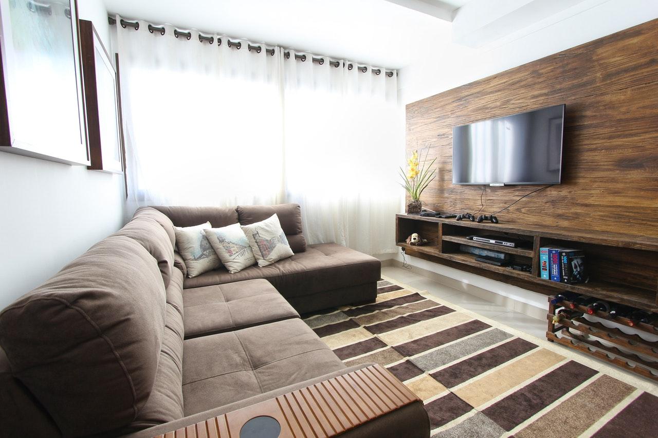 parete attrezzata salotto tv